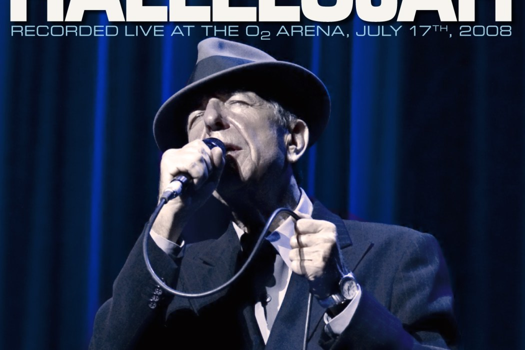 Time Machine Leonard Cohen And More Sing Hallelujah Atwood