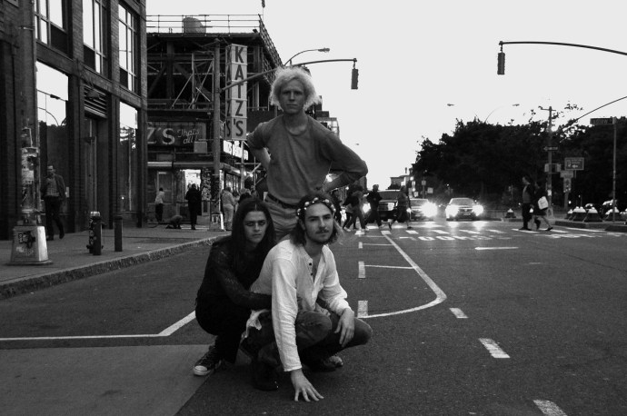 Blaenavon in NYC, June 2017 © Nicole Almeida