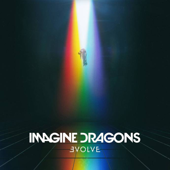Evolve - Imagine Dragons album art