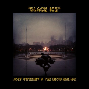 Black Ice - Joey Sweeney single art