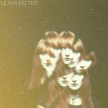 Leave Behind - Sarah Cripps album art