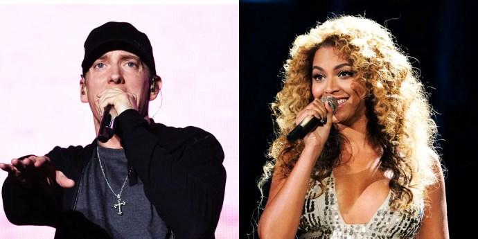 Eminem x Beyoncé © 2017