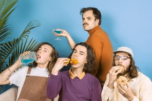 Surreality Feels So Normal: A Conversation with Peach Pit