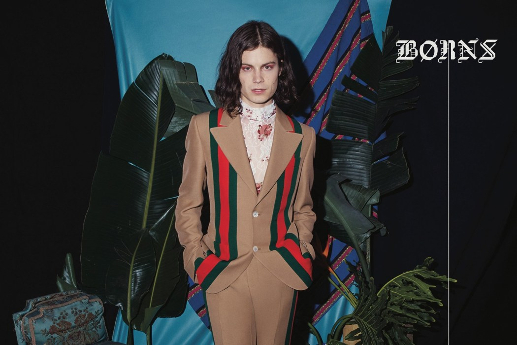 Blue Madonna - BØRNS art