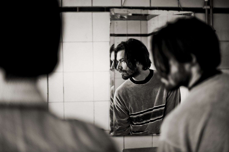 Faces on TV © Anton Coene