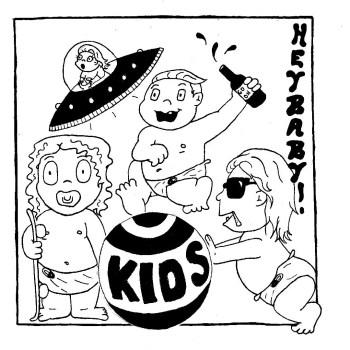 Kids - Hey Baby!