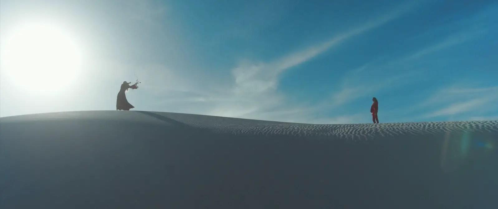 Desert Queen - Ecstatic Union © Natasha Wilson