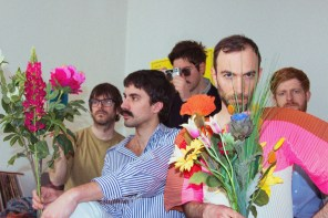 "Premiere: NEWMEN Seduce and Indulge in Pulsing ""Trivial Pursuit"""
