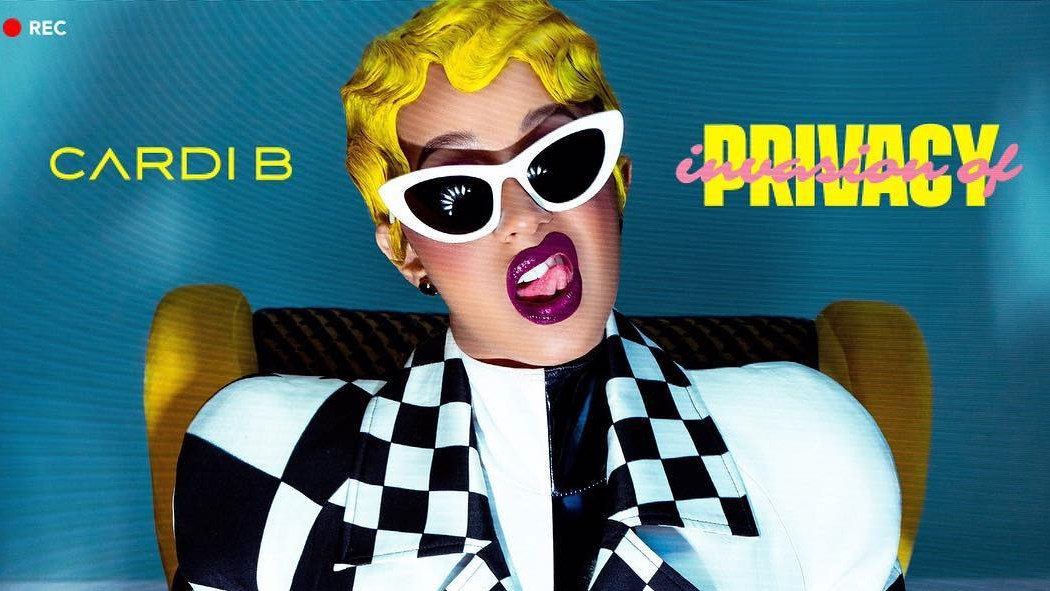 "Image result for Cardi B, ""Invasion of Privacy"" *WINNER"