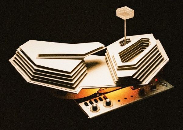 Tranquility Base Hotel & Casino - Arctic Monkeys 2018