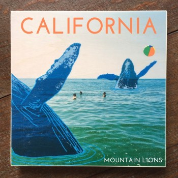 California - Mountain Lions