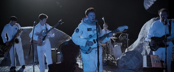 King Krule - Live on the Moon