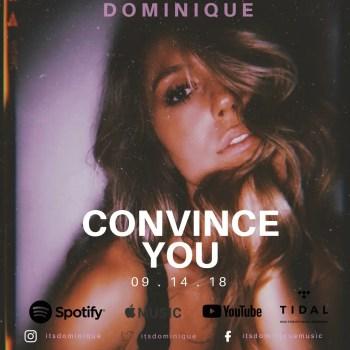 Convince You - Dominique