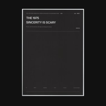 Sincerity Is Scary - The 1975