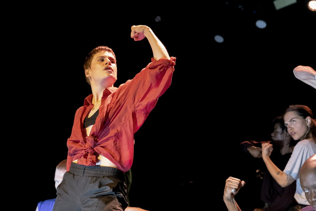 Christine and the Queens © Nicole Almeida