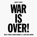 Miley Cyrus war is over