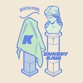 Kennedy Hair - Martha Ffion