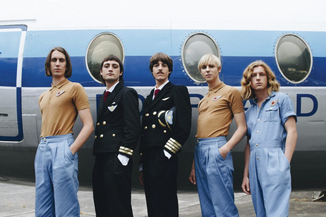 ECLECTIC, GROOVY, RETRO, AND CURRENT WITH PARCELS