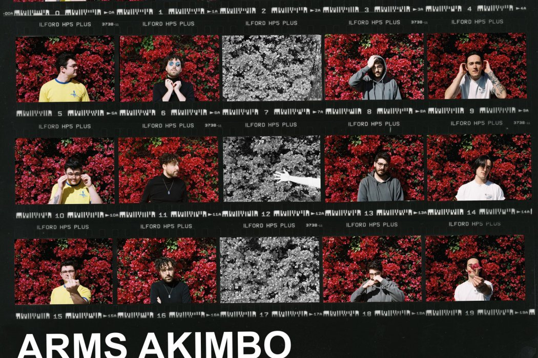 Seven Dollar Paycheck - Arms Akimbo