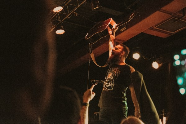 Aaron West and The Roaring Twenties © Nolan Knight