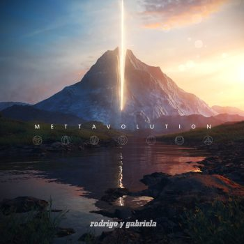 Mettavolution - Rodrigo y Gabriela Album Cover