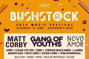 Review: The Lively & Unpredictible Bushstock Festival, June 2019