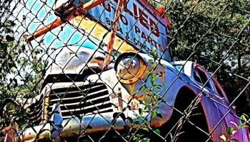 Early 60s Chevy II Nova Sedan at Congress and Oltorf | ATX