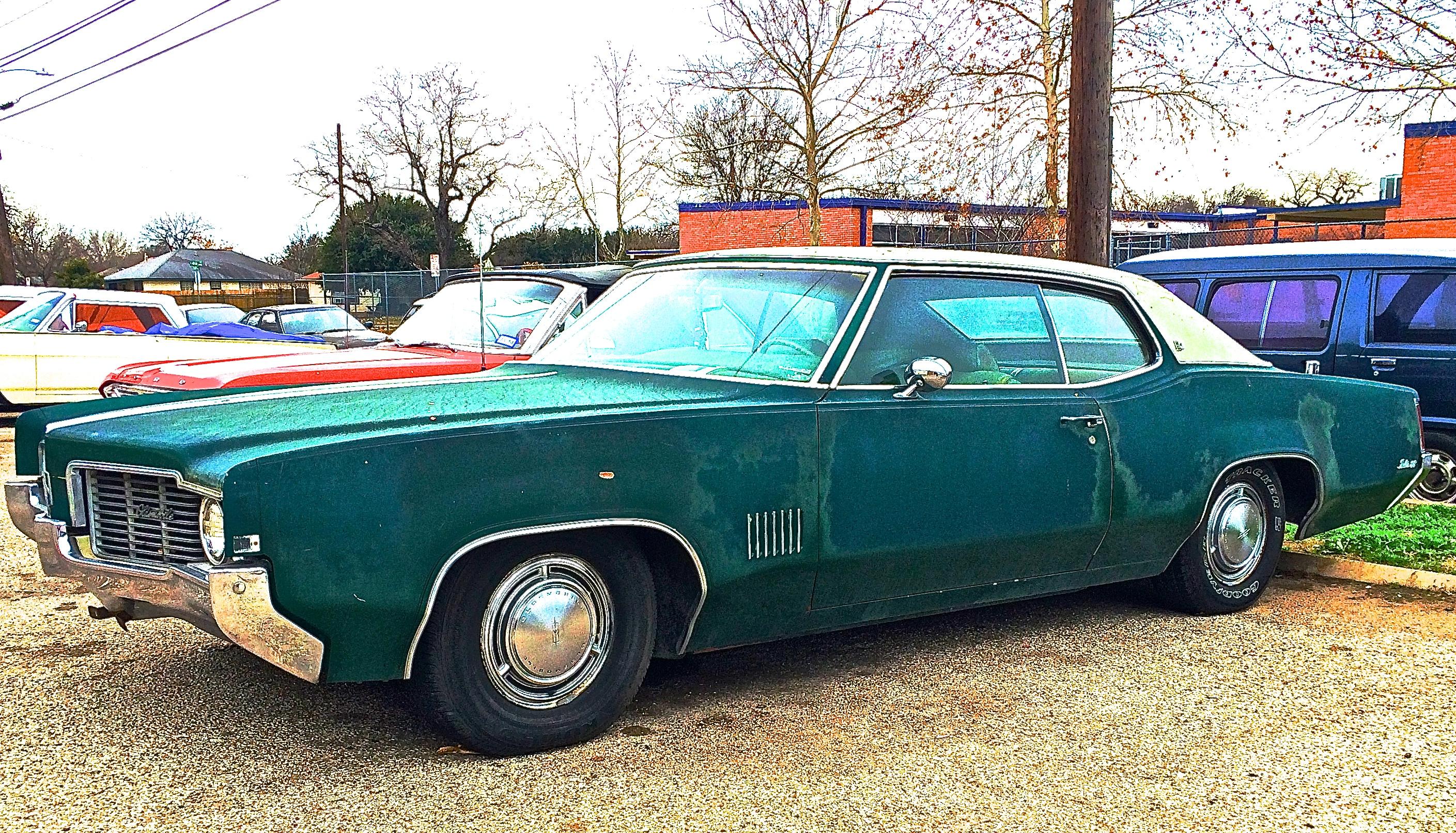 88 1969 Rocket Oldsmobile
