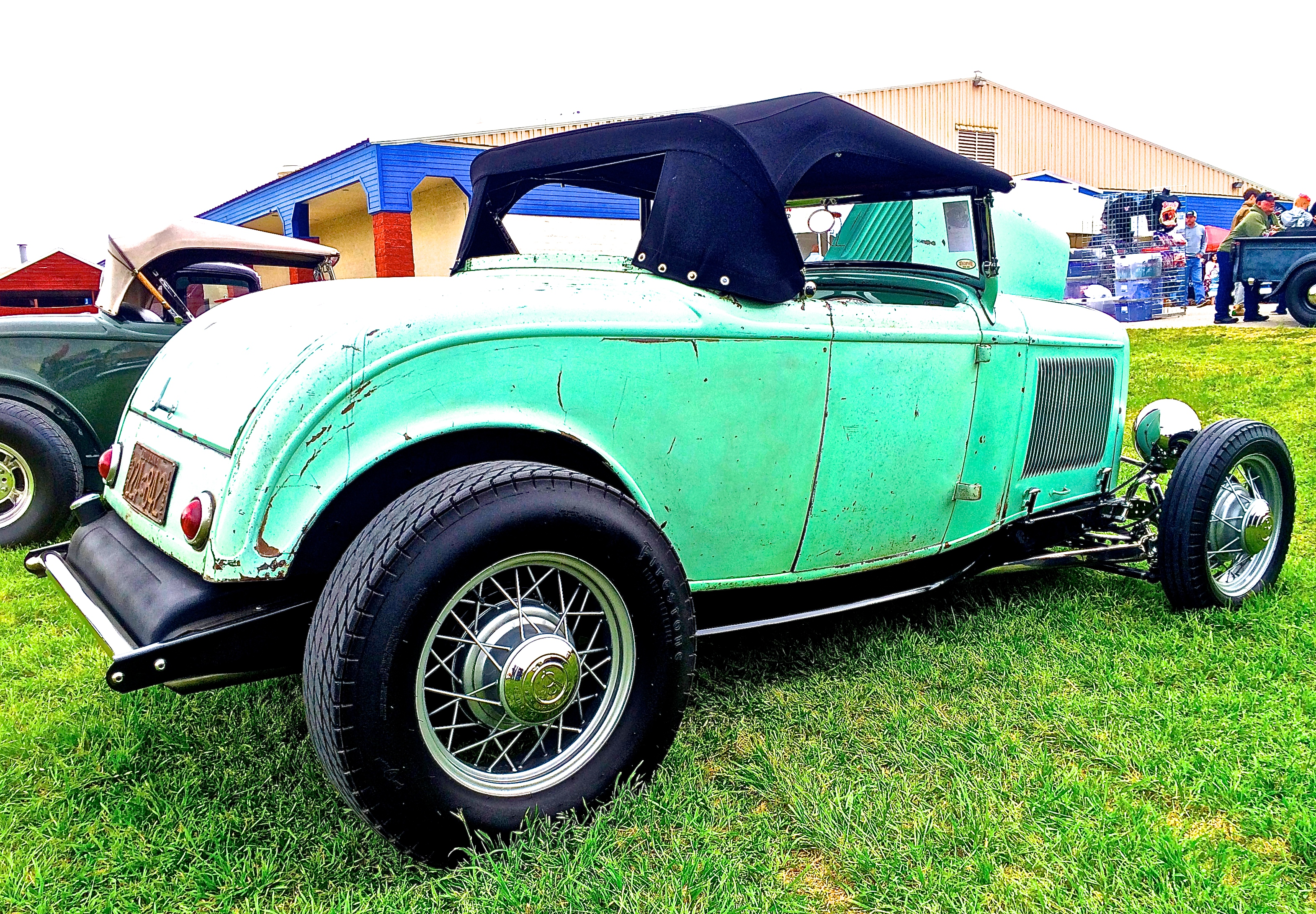 1932 Ford Hot Rod at Camp Mabry | ATX Car Pictures | Real Pics from ...