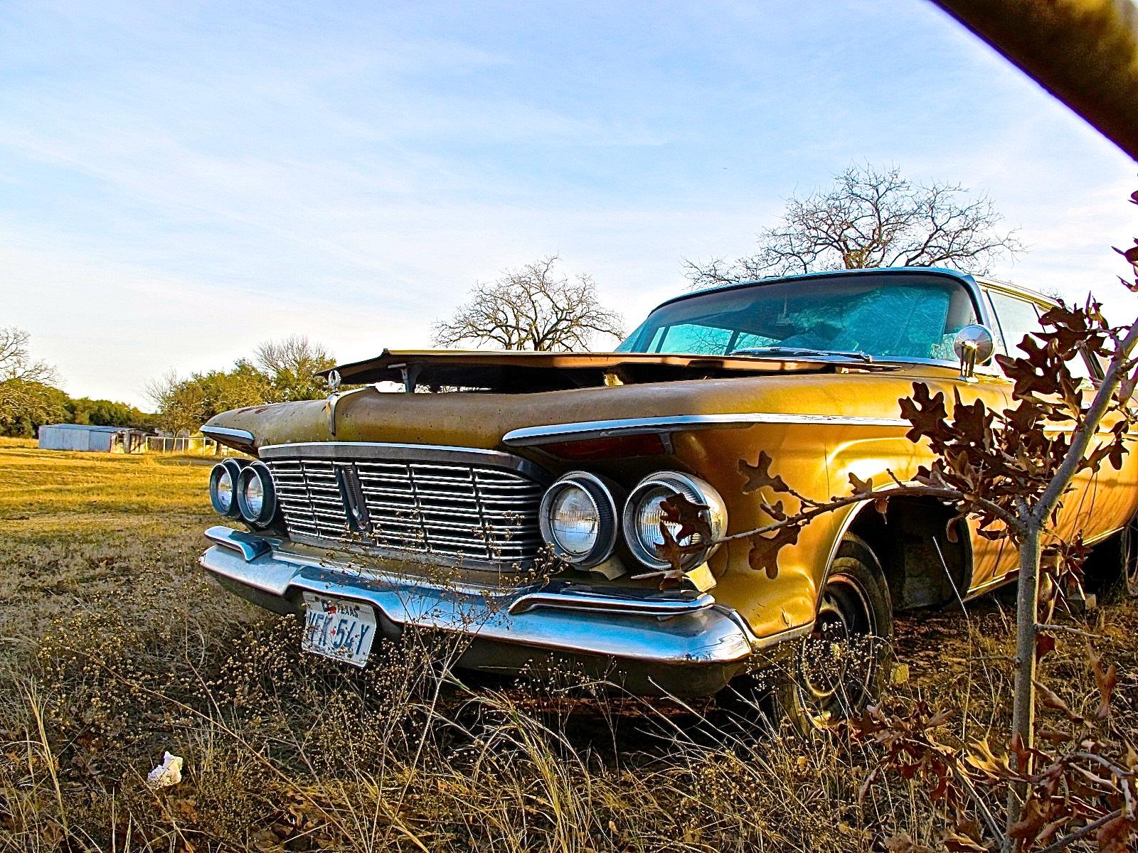 1963 Chrysler Imperial Lebaron in W. Texas  fbc968ac8