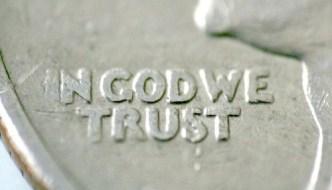 In God We Trust (Reversed Len) by wilson.cheong, on Flickr