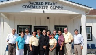 Taking Care of All God's Children: The Sacred Heart Community Clinic