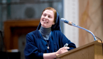 Interview with Sr. Helena Burns, FSP