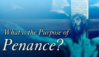 Beauty of Truth Podcast Ep 23 – What is the Purpose of Penance?