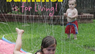 Summer Is For Living: Enjoying (not just surviving) the Season with Your Kids