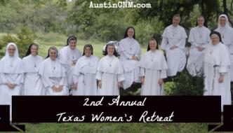 2nd Annual Texas Women's Retreat