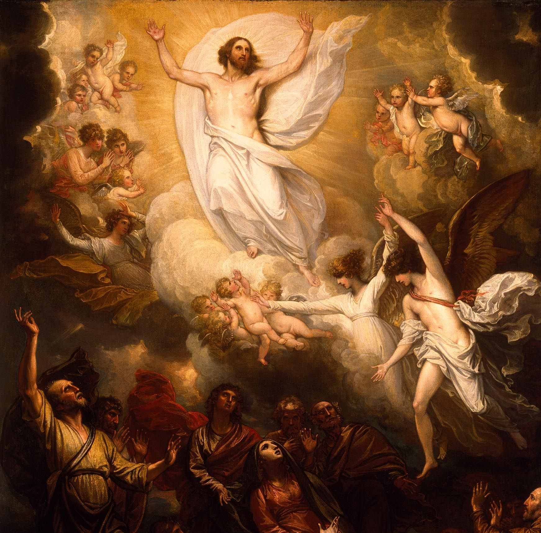 homilies on ascension