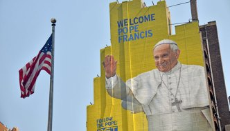 welcome pope francis