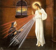 Divine Mercy and St Faustina