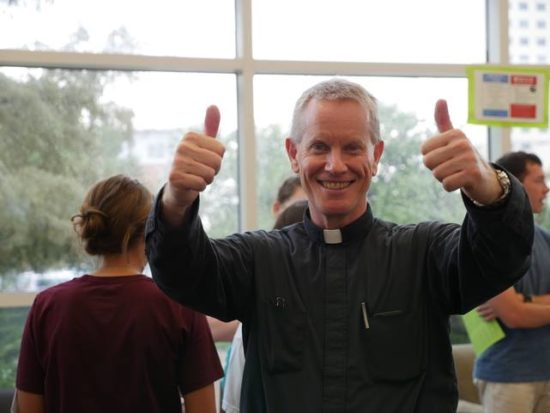 Bishop Elect Fr. David Konderla