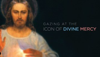 Gazing at the Image or Icon of Divine Mercy