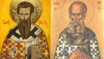 Friendship in the Fathers: Basil and Gregory