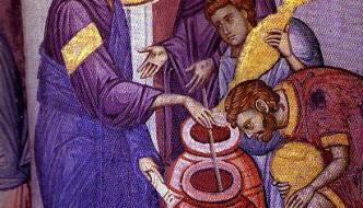 La Virgen Santísima y su autoridad en las Bodas de Cana