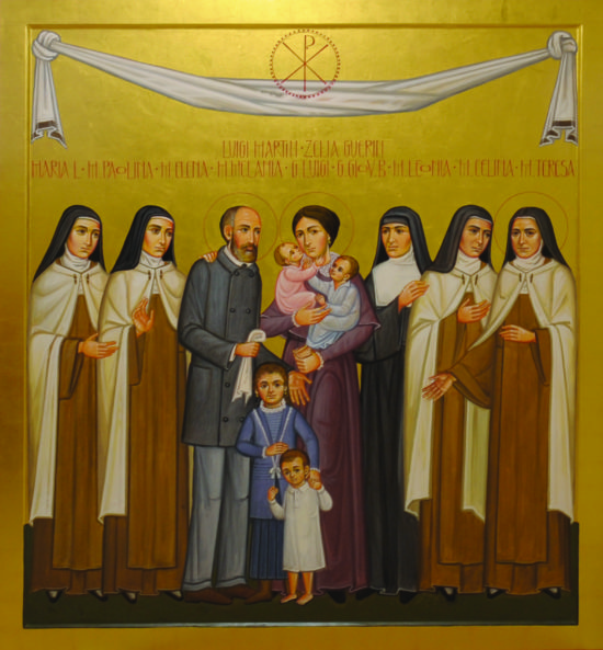 Family of St Therese