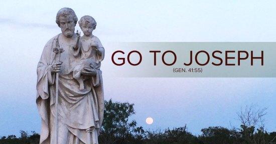 Go to Joseph