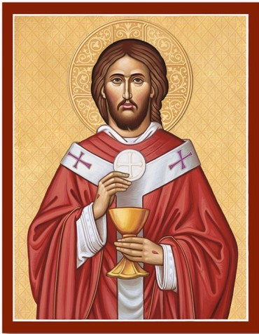The Icon of Christ the Priest