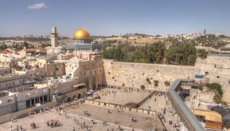 Pilgrimage to Jerusalem (Ps. 84:5)