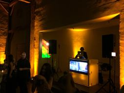 Austin Event Lighting - More Live Video Mixing!