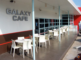 Restaurant Review: Galaxy Cafe
