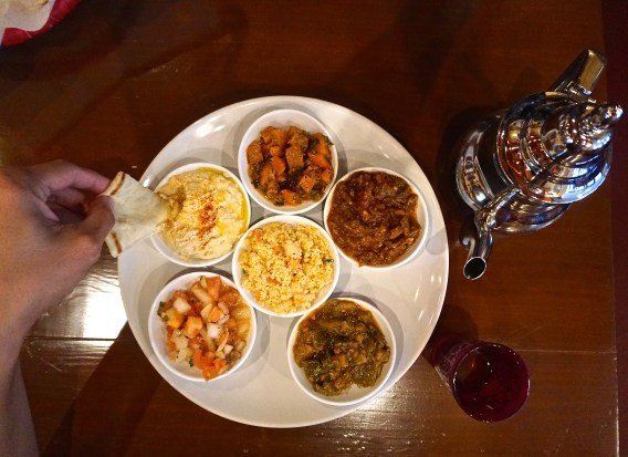 Moroccan Cuisine from Darna – ATX Eats and Treats on